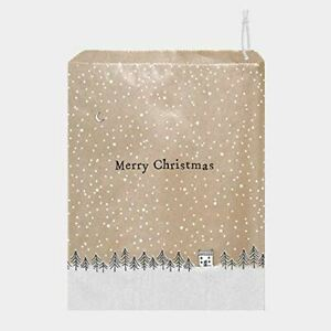 Luxury Christmas Gift Bags   Festive Party Gifts East Of India Traditional x50
