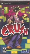 Crush (PSP) Nuevo Y Sellado De Fábrica