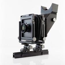 """ARCA SWISS F 4x5"""" + Nikkor 8/90mm + Nikkor 5.6/150mm + Schneider 5.6/210mm"""