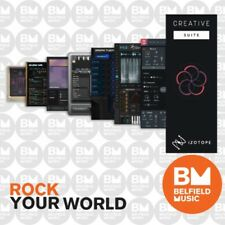 iZotope Upgrade from Creative Bundle to Creative Suite Software - Serial Only