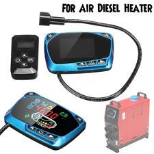 12V/24V LCD Monitor Schalter + Fernbedienung Für Air Diesel Heizung Standheizung