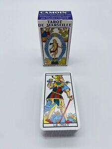 Mini Tarot - Tarot de Marseille - Jodorowsly & Camoin - 78 Tarotkarten Deck