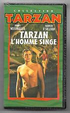 VHS K7 / TARZAN L'HOMME SINGE - JOHNNY WEISSMULLER / NEUF SOUS BLISTER