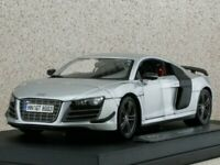 AUDI R8 GT - silver - Maisto 1:18