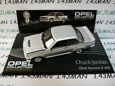 Ope140r 1/43 IXO Designer Serie Opel Ascona B 400 C Jordan