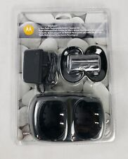 MOTOROLA 53614 Rechargeable Batteries Charger