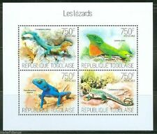 Mint Never Hinged/MNH Togolese Postal Stamps