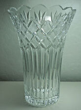 Waterford Romance of Ireland Irish Lace Vase