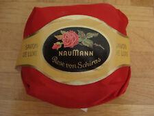 Vintage Seife Naumann Rose von Schiras 140 g Made in Germany