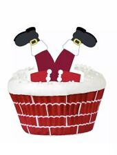 Wilton Santa Christmas Cupcake Decorating Kit