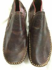 Olukai Ali Elua Men's Shoes, Dark Java, Size US 7 M, Eur 39