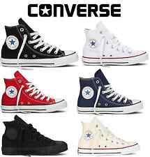 Converse Chuck Taylor All Star Hi Shoes Black M9160c Sneaker Trainers UK 10