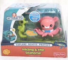 Fisher Octonauts Inkling & The Seahorse X7198
