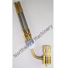 CBI DS1D1 Soldering Torch with Dual Tips for MAPP or Propane Gases
