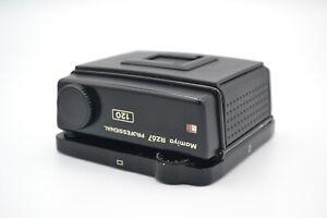 [Near Mint] Mamiya RZ67 Pro Professional 120 Film Back Holder from JAPAN