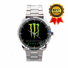 Monster Energy Symbol Watches