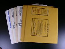 Great Britain Scott Album Supplements Choose 1984 ~ 1993 Nos Sxxx
