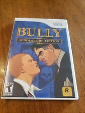 Bully -- Scholarship Edition (Nintendo Wii, 2008)