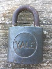 Vintage Yale C&O Railroad Lock Padlock Chesapeake and Ohio
