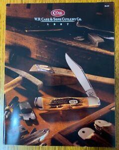 Case XX Dealer Knife Catalog 1997