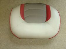 Boat Seat for G3 Boats RED & Grey FREE SHIPPING