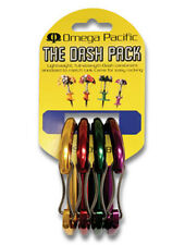 Omega Pacific Dash 4-Color Cam Pack (4 Pack)