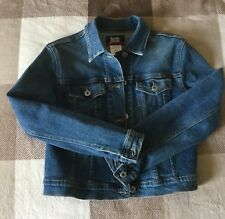Just USA - Denim Jacket - Size M - Fit 10  - 12 - like new