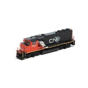 Athearn Genesis ATHG40959 GP40-2L CN ROAD # 9551 (DCC WITH TSUNAMI 2)