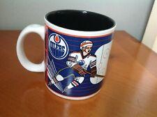Vintage 1992 Sports Impressions Edmonton Oilers Hockey Coffee Cup NHL Canada