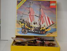 LEGO Legoland 6285 Piraten Black Seas Barracuda Schiff mit BA und OVP