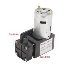 VN-C4 DC24V Mini Small Oilless Vacuum Pump -85KPa Flow 40L/min for Gas Air