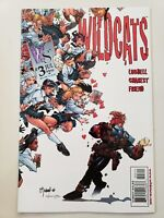 WILDCATS #3 (1999) IMAGE COMICS CHRIS BACHALO VARIANT COVER! TRAVIS CHAREST ART!