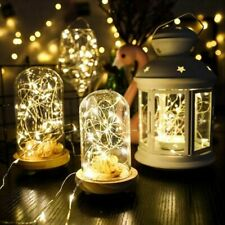 5M LED String Lights Garland New Year Christmas Holiday Fairy Outdoor Tree Decor