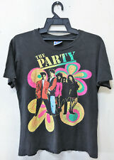 Vintage 1990 The Party Pop Dance Tour Concert Promo T-Shirt Teen Rap Hip Hop