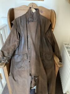 Barbour stockman coat Size Medium