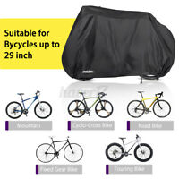 79In 210D Nylon Waterproof Mountain Bike Bicycle Cycle Storage Cover with Buckle