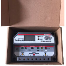 MORNINGSTAR PROSTAR PS-30M with LCD Display PWM Charge Controller 12/24V, 30A