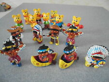 Selection Haribo? Kinder Surprise? Teddy Bear and Indian figures
