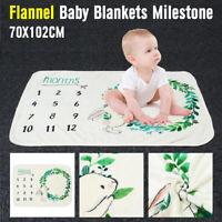 Neugeborenes Baby Meilenstein Decke Fotografie Hintergrund Fotostudio 70X102CM