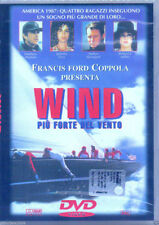 Wind. Più forte del vento (1993) DVD NUOVO Francis Ford Coppola. Matthew Modine
