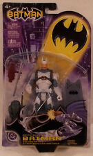 "DC Superheroes Mattel 6"" Arctic Shield Batman Shield Transforms To Snowboard MOC"