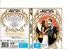 Romeo And Juliet-1996-Leonardo DiCaprio-Music Edition Movie-DVD