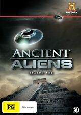 Ancient Aliens : Season 2 (DVD, 2012, 3-Disc Set) Brand New Sealed