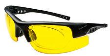 Gafas Para Ordenador De Cristal Amarillo usuarios - Luz azul protectoras