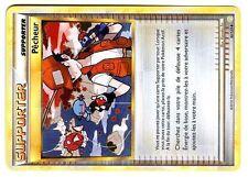 POKEMON HEARTGOLD & SOULSILVER HS1 UNCO N°  92/123 PECHEUR + MAGICARPE MAGIKARP