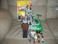 LEGO Castle 6081 King's Mountain Fortress  100%   RARE, Hard to Find