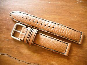 Fossil defender Lederband 18mm