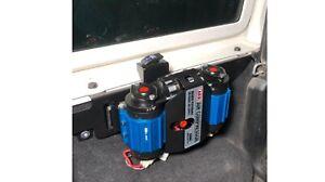 Mountain Off-Road ARB182D CKMTA12 Dual Compressor Mount for Wrangler JL 2 Door