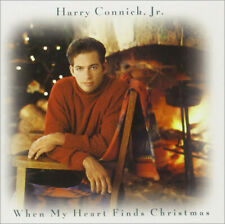When My Heart Finds Christmas ~ Harry Connick Jr. CD