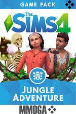 Les Sims 4 Dans la jungle - Code de téléchargement - PC EA Origin Addon - FR&EU